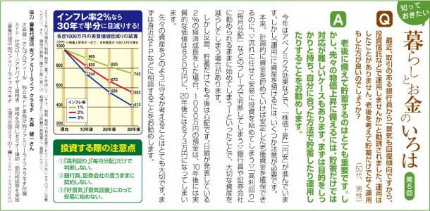 ふるさと通信2014年1月号